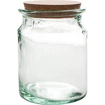 QUID Rodas Frasca de vidrio con tapón de corcho 0,75 l