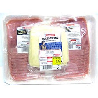 Eroski Paleta de sandwich-queso tierno Sobre 800 g