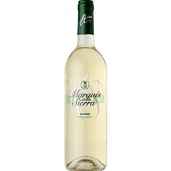 Marqués de la Sierra Vino blanco D.O. Montilla Moriles Botella 75 cl