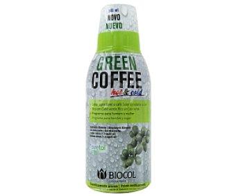 Biocol Café Verde, complemento alimenticio 500 Mililitros