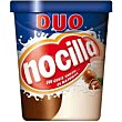 Crema de cacao 2 sabores bote 400 g Nocilla