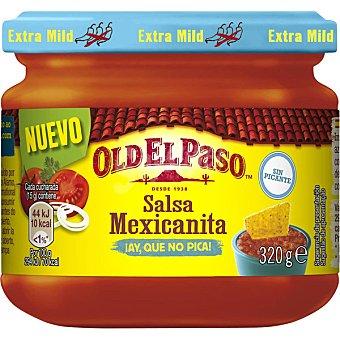 """Old El Paso Salsa Dip """"Ay Que No Pica"""" Tarro 320 g"""