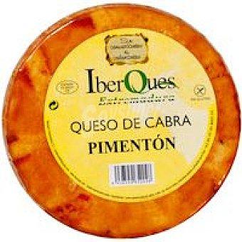Iberques Queso de cabra al pimentón 900 g