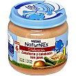 Naturnes selección zanahoria y calabacín con pavo tarrito  190 gr Nestlé