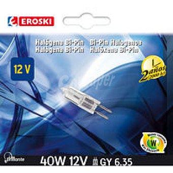 Halogena Bipin Bl1 50w 2000