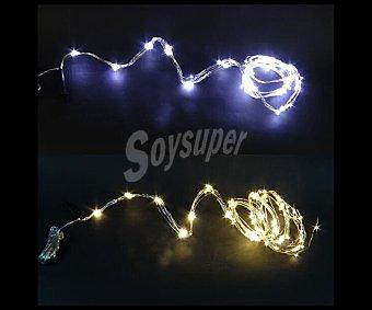 Actuel Guirnalda de alambre de 200 luces led, de 1,5metros, ACTUEL.