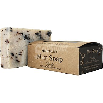 HIFAS DA TERRA Mico-Soap Jabón natural y artesano envase 135 g Pack 2 unidades
