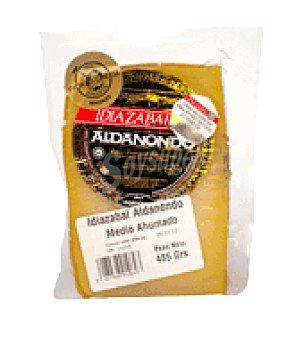 Idiazabal Aldanondo Queso d.o.1/2 mini ahumado 485gr 485 g