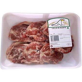 Prado alto Cuello de cordero recental peso aproximado Bandeja 450 g