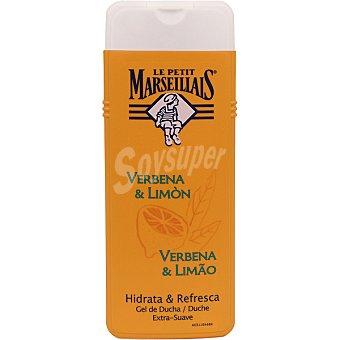 Le Petit Marseillais gel de baño Verbena & Limón hidrata y refresca Frasco 400 ml