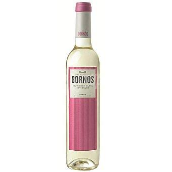 Palacio de Bornos Vino blanco sauvignon blanc semidulce D.O. Rueda Botella 50 cl
