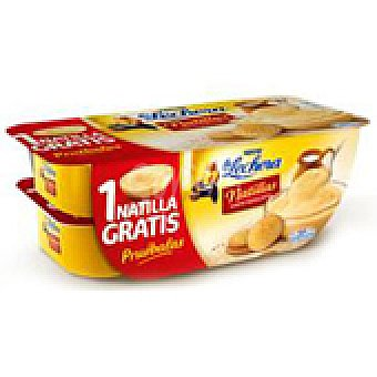 La Lechera Nestlé NATILLAS GALLETAS 4 UNI