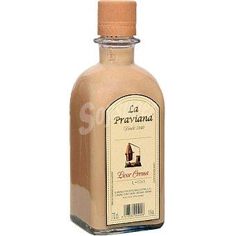 LA PRAVIANA Licor de crema Botella de 70 cl