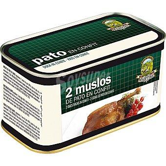 Martiko Muslos de pato en confit Lata 700 g