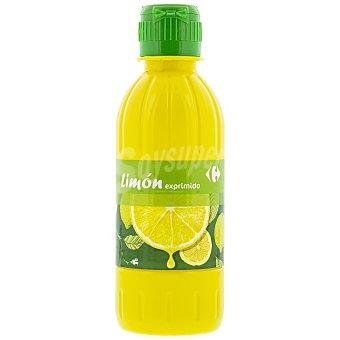 Carrefour Aderezo de limón exprimido 250 ml