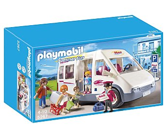 PLAYMOBIL S. Fun Mini Bus g.hotel 1 unidad