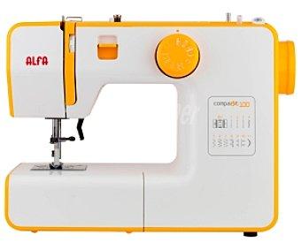 Alfa Máquina de coser Máq. Coser Compact100