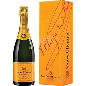 Veuve Clicquot Champagne Brut Botella 75 cl