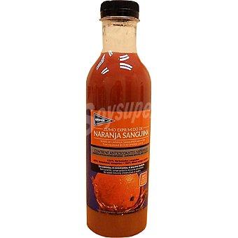 Hipercor Zumo exprimido de naranja sanguina Botella 750 ml
