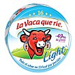 Queso fundido light caja 250 g La Vaca que ríe