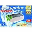 Lomos de merluza Caja 400 g Pescanova