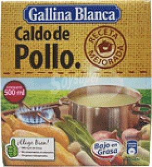 Gallina Blanca Caldo pollo 500 ML