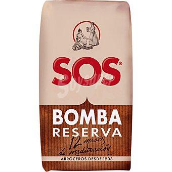 SOS arroz sos bomba reserva  paquete 1 kg