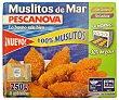 Muslito de mar al horno Caja 250 g Pescanova