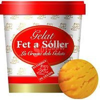 Fet a Soller Sorbete de naranja Tarrina 500 ml