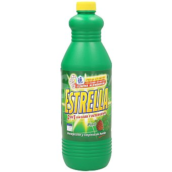 Estrella Estrella Pino 2 en 1 Lejía y Detergente 1500 ml