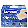 Tiras adhesivas Aqua Block 12 ud 12 ud Salvelox