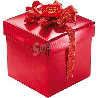 Caja Roja Nestlé Bombones surtidos regalo lazo Estuche 335 g