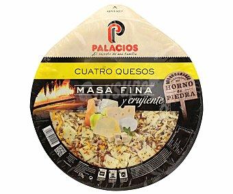 Palacios Pizza originale 4 quesos 370 GR