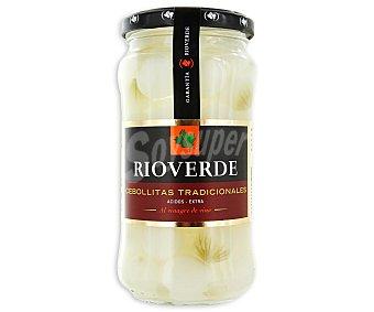 Rioverde Cebollitas 18/21 piezas Bote 180 g neto escurrido