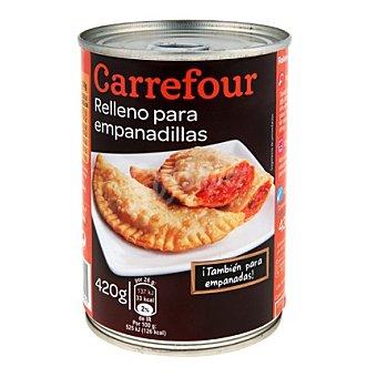 Carrefour Relleno para empanadillas 420 g