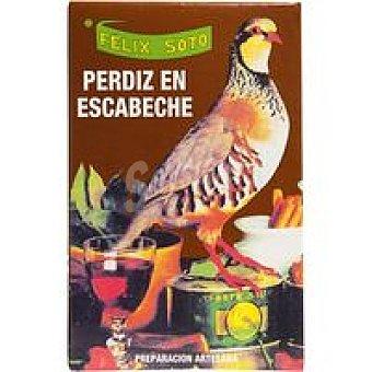 Felix Soto Perdíz escabechada Lata 425 g