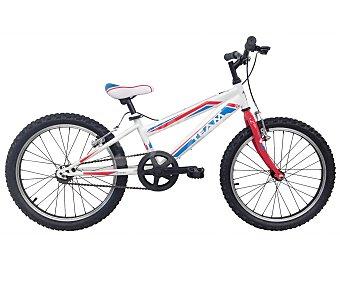 Wader Bicicleta Junior Chico Modelo Team, 1 Velocidad, 20 Pulgadas 1 Unidad