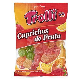 Trolli Golosinas (caprichos DE fruta) Paquete 250 g