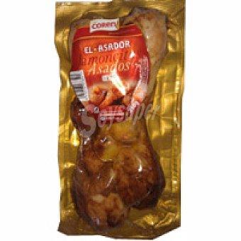 Coren Jamoncitos de pollo asado Bandeja 350 g