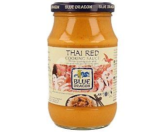 Blue Dragón Salsa de curry rojo Tailandés para cocinar 370 g
