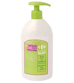 Carrefour Baby Jabón líquido 2 en 1 500 ml