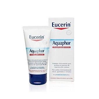 Eucerin Aquaphor crema reparadora para pieles secas y dañadas Tubo 40 g