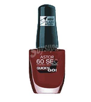 Astor Laca de uñas secado rapido 60segundos 017 1 ud