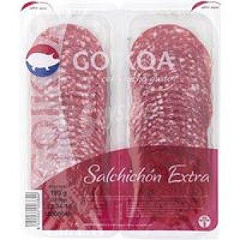 GOKOA Salchichón Pack 2x90 g
