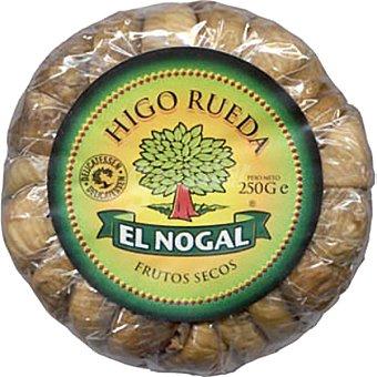 El Nogal Rueda de higos Bolsa 250 g