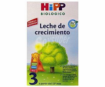 HiPP Biológico Leche 3 de continuación en polvo Bio 500 g