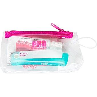 Phb Kit de viaje Gingival cepillo plegable + pasta dental Gingival de 15 ml 1 unidad 15 ml 1 unidad