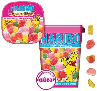 Haribo Caja Favoritos recubiertos de azúcar 180 g