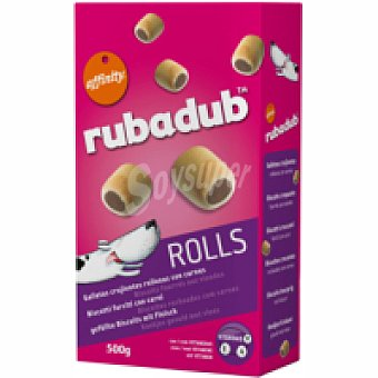 Affinity Rubadub rolls para perros Caja 500 g