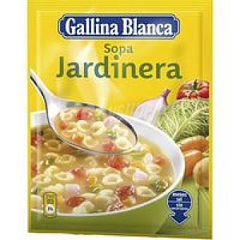 Gallina Blanca Sopa jardinera Sobre 76 g